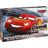 CRAZE 57361–Calendario de Adviento Disney Pixar Cars 3