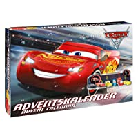 Craze 57361 – Calendario dell' Avvento Disney Pixar Cars 3
