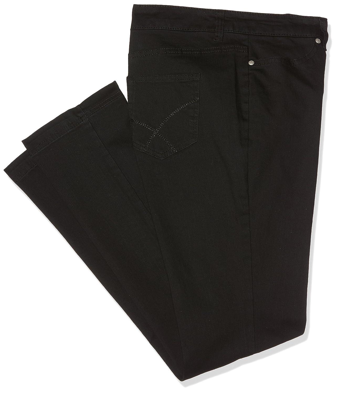 Damart Pantalon Coupe Slim Vaqueros Ajustados para Mujer