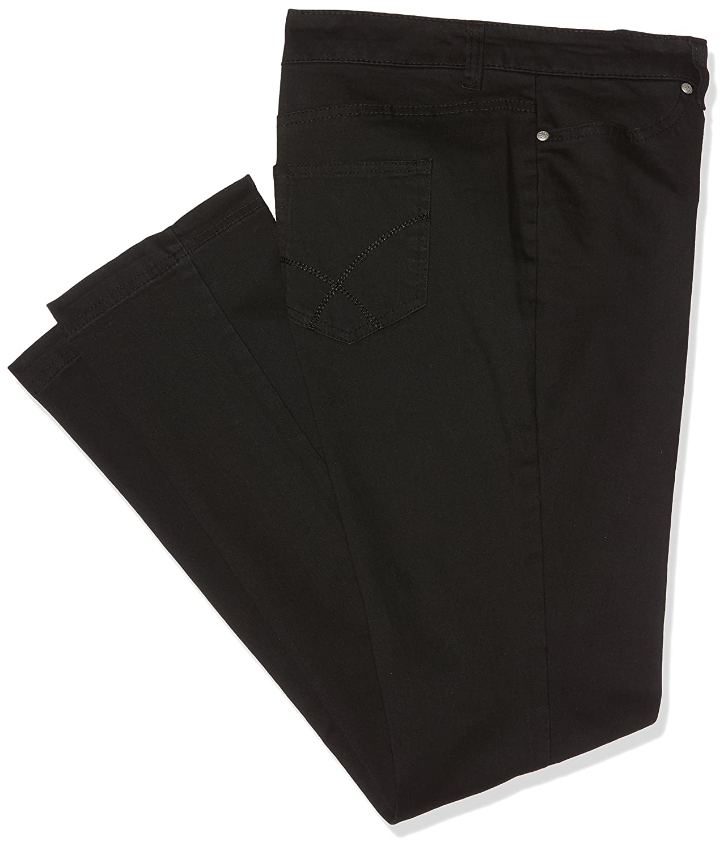 TALLA 40 (Talla fabricante: 40). Damart Pantalon Coupe Slim Vaqueros Ajustados para Mujer