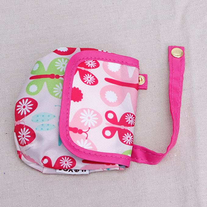 zipper pouch pacifier pocket Pacifier bag zipper pocket soother bag soother pocket dummy holder bag paci pouch soother pouch