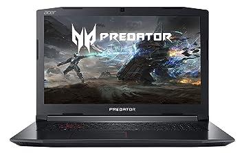 Acer Predator Helios 300 PH317-51-58Y2 17 3-inch Full HD Gaming Notebook  (Intel Core i5-7300HQ Processor, 8GB RAM, 1TB HDD & 128GB SSD, NVIDIA GTX