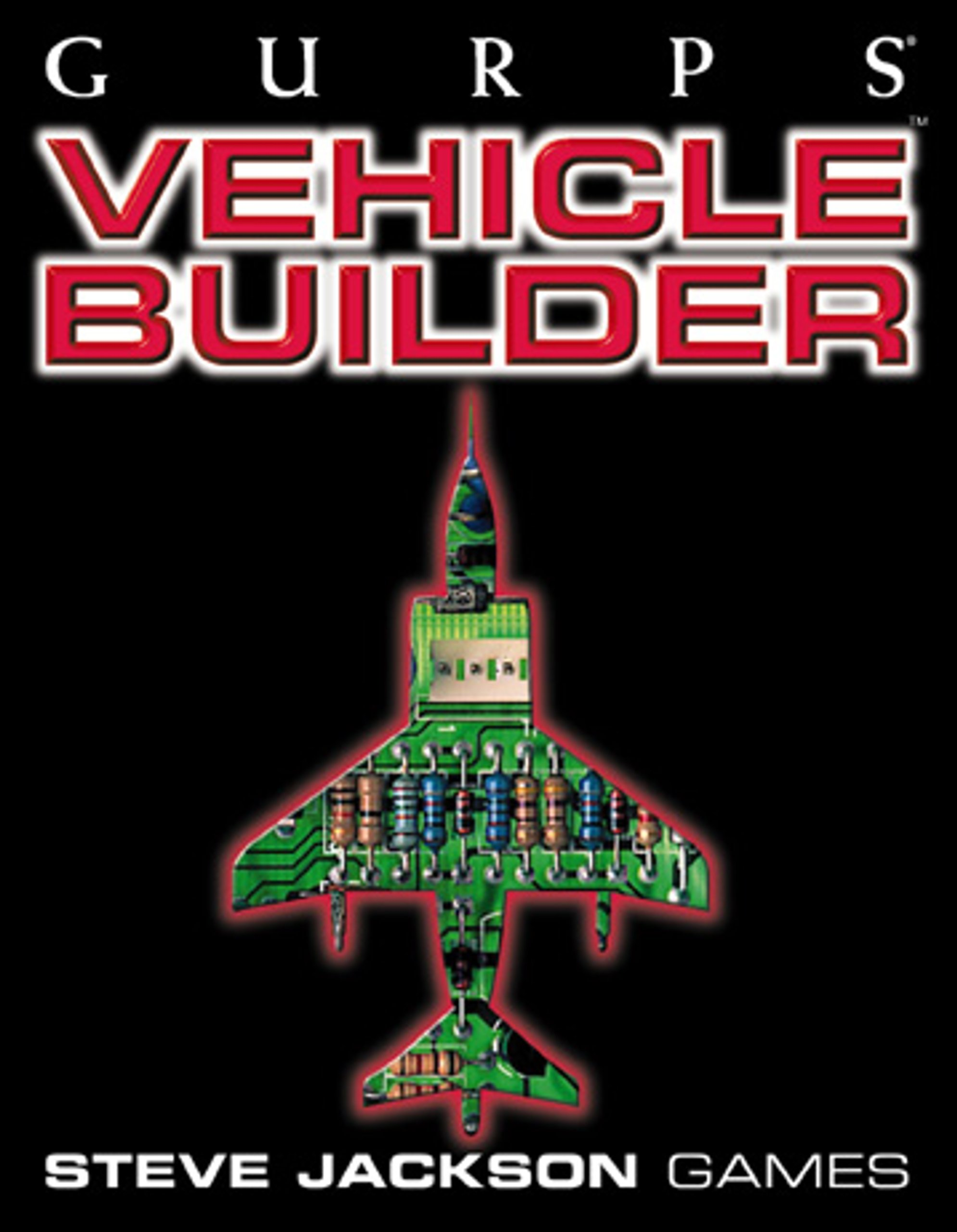 GURPS Vehicle Builder (Gurps S)
