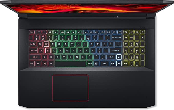 Acer Nitro 5 AN517-52-77DS Gaming 17 Zoll Test