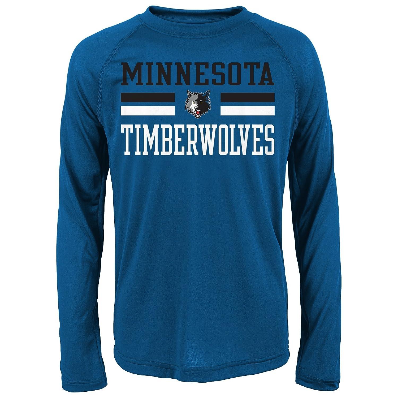 【限定セール!】 NBA Timberwolves Minnesota tmbrwolvesパフォーマンス長袖Tee Large B01M1E2EQL Minnesota Timberwolves B01M1E2EQL, シュウホウチョウ:a6ee8abe --- a0267596.xsph.ru