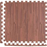 Amazon Com Forest Floor 3 8 Quot Thick Printed Wood Grain