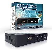 Ricevitore satellitare digitale HD LINE 310 (HDTV, DVB-S/S2, Full HD 1080P)