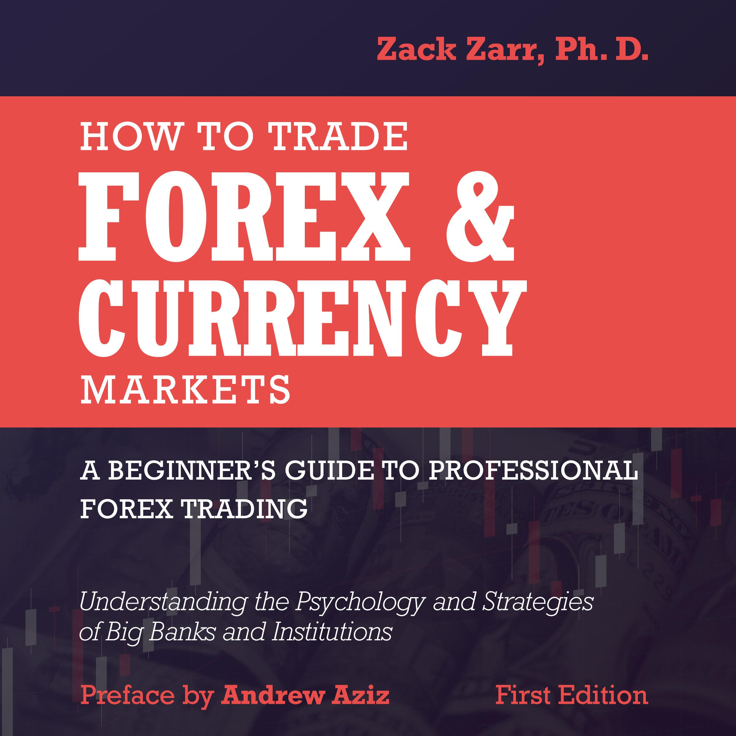 How To Trade Forex And Currency Markets  A Beginner's Guide To Professional Forex Trading  Understanding The Psychology And Strategies Of Big Banks And Institutions
