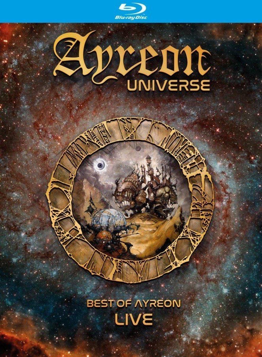 Ayreon - Ayreon Universe - Best Of Ayreon Live Blu-ray: Amazon.de ...