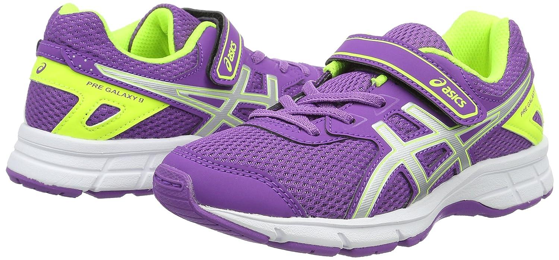 Asics Pre Galaxy 9 Ps, Chaussures de Running Entrainement Mixte Enfant