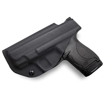 National Carry IWB Kydex SW Shield Holster Concealment Holster for : SW  Shield Smith Wesson M&P Shield 9mm/40SW 9mm Holsters for Concealed Carry