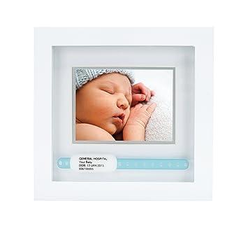 Amazon.com : Pearhead ID Bracelet Photo Frame, White, 3\