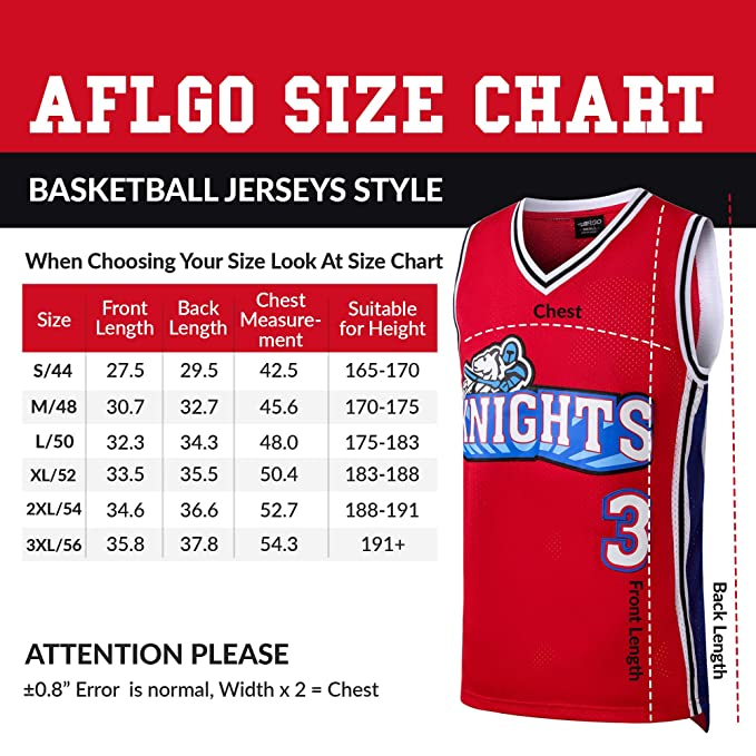13a1fb0f5c29 Amazon.com   AFLGO Calvin Cambridge  3 LA Knights Basketball Jersey S-XXXL  - 90 s Clothing Throwback Costume Athletic Apparel Clothing Top Bonus Combo  Set ...