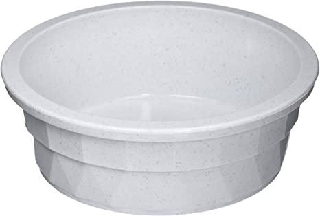 Pureness Heavyweight Large Crock Dish, 52-Ounce