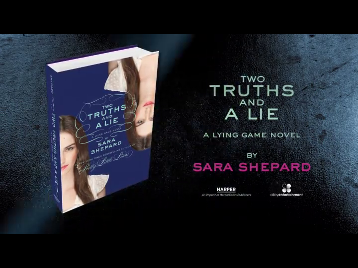 two truths and a lie sara shepard pdf