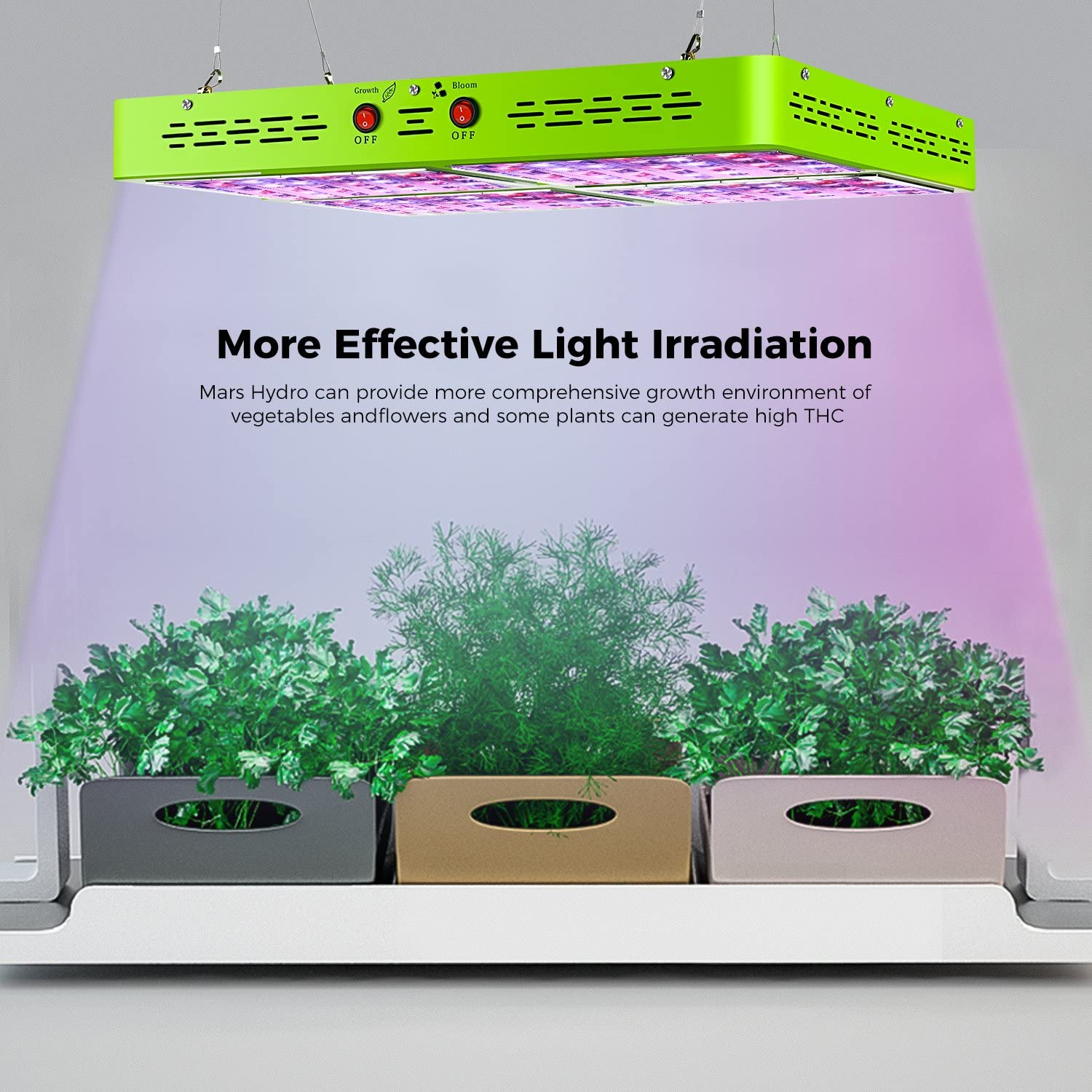 MARS HYDRO Safety Glasses MarsHydro LED Grow Lights Safety Glasses for Indoor Gardens Greenhouses Hydroponics Protective Goggles Against UV IR Rays Protective Eyewear