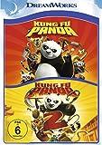 Kung Fu Panda / Kung Fu Panda 2 [2 DVDs]