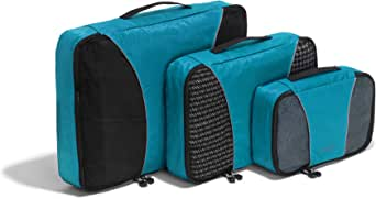 eBags Classic Packing Cubes 3pc Set