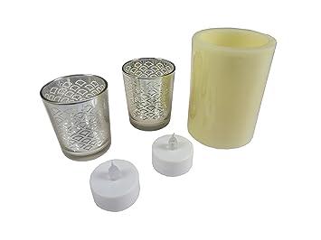 Led Licht Schoenen : Diverse led echtwachskerze led teelichter mit kerzenglas
