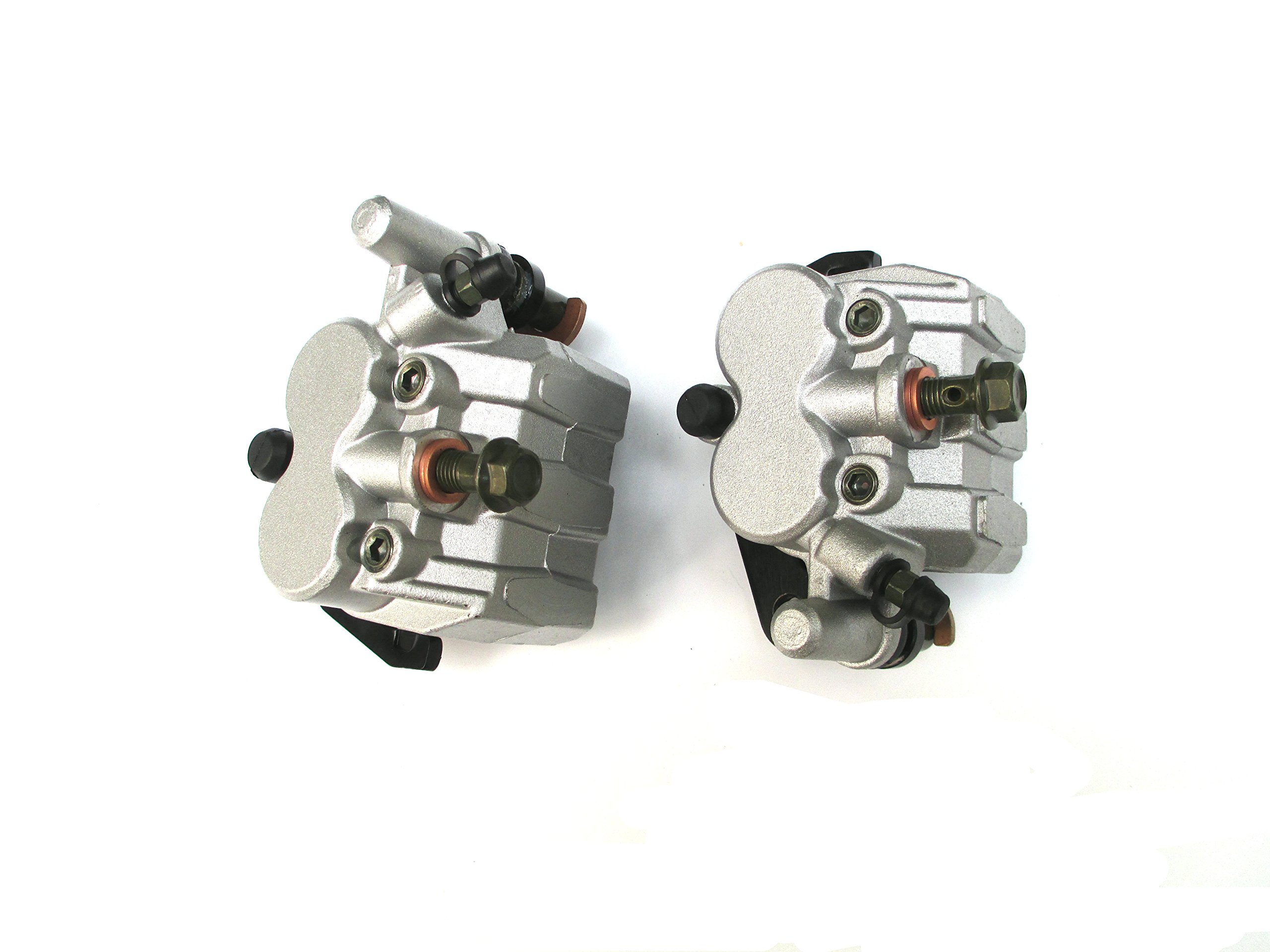 New Left & Right Front Brake Caliper FITS Yamaha Rhino Yamaha Rhino 660 YXR 450 2006 2007 2008 2009 by USonline911 (Image #1)