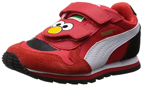 Da Runner Ginnastica Sesame Unisex – Puma Elmo KidsScarpe St Bambini Str wmn0vNO8