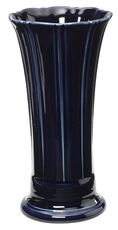 Amazon Fiesta 9 58 Inch Medium Vase Cobalt Decorative Vases
