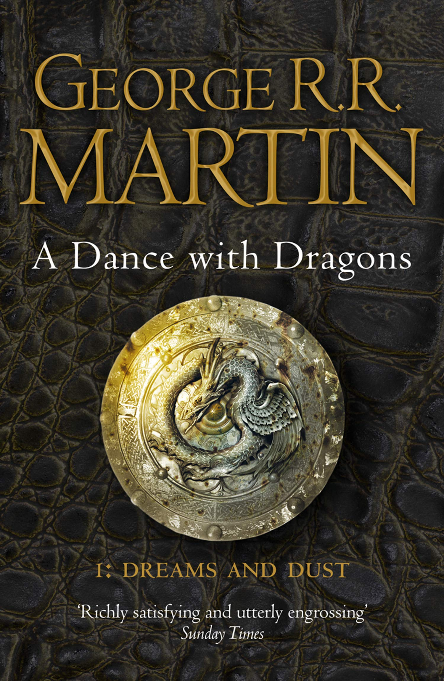 69c984d2b835 Dance with Dragons  Dreams and Dust (A Song of Ice and Fire)  George ...