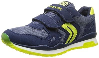 bb4864e486bf5 Amazon.com | Geox JR Pavel Boy 7 Low Top Sneaker | Sneakers