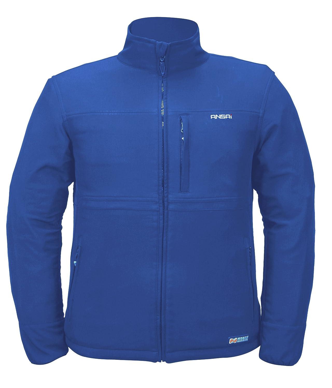 Image of ANSAI Men's Mobile Warming Softshell Jacket