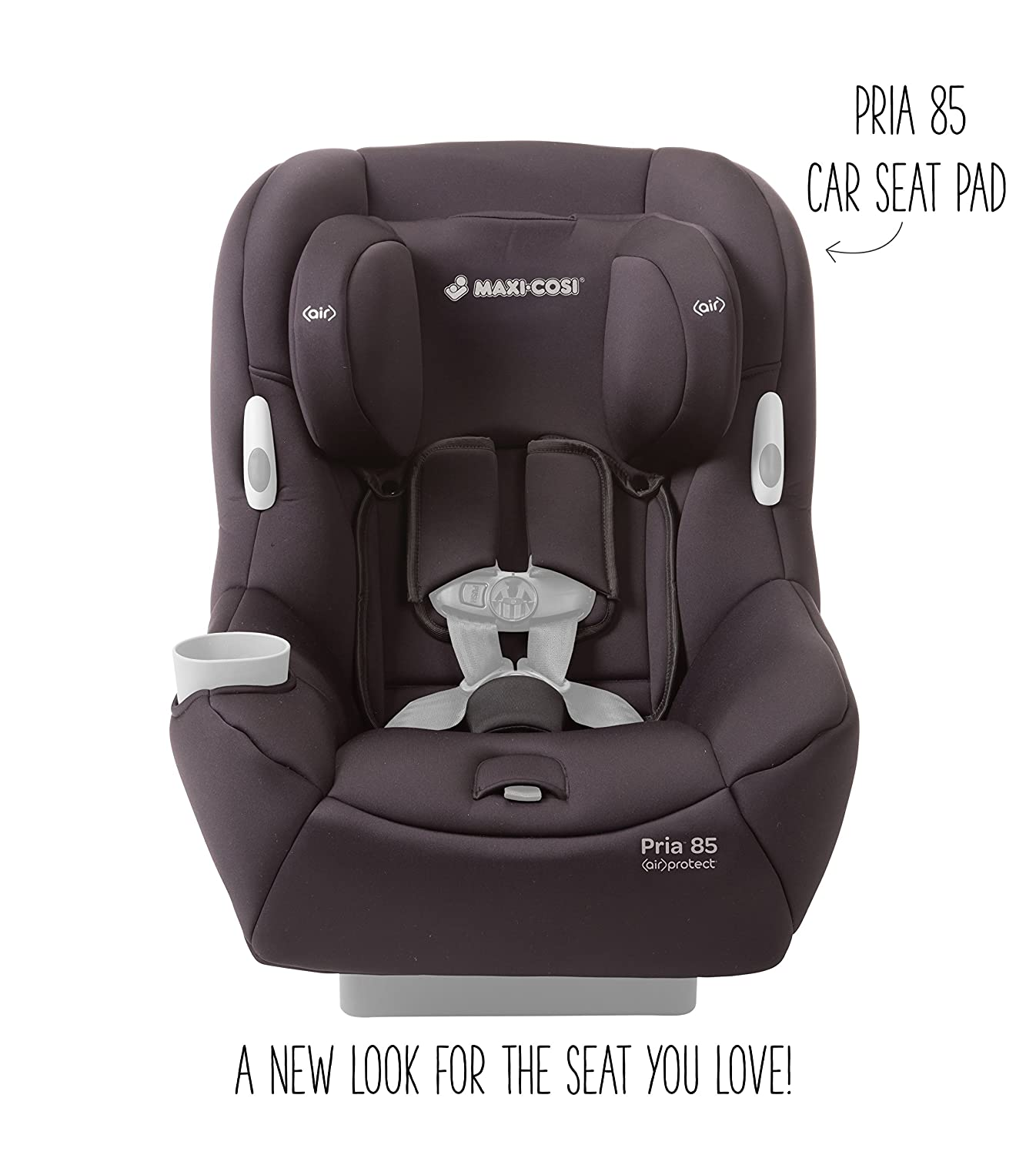 Buy Maxi Cosi Pria 85 Car Seat Fashion Kit Devoted Black Sold Separately Online At Low Prices In India