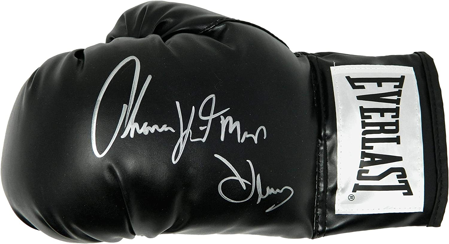 Thomas Hearns Signed Everlast Right Boxing Glove Hitman Autographed Boxing Gloves Gloves