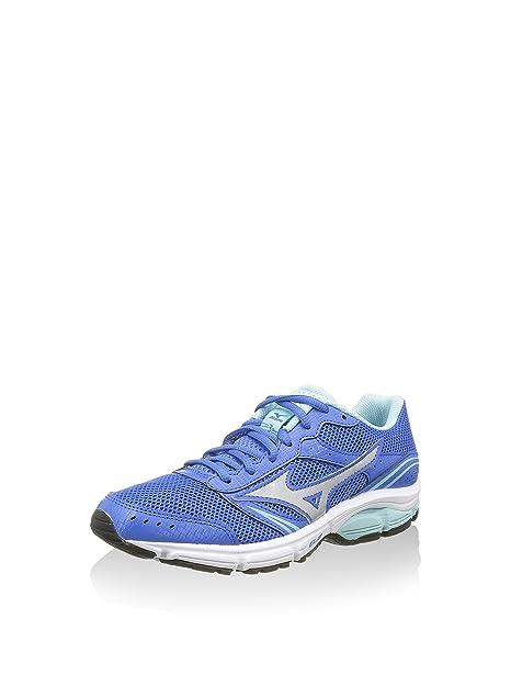 Mizuno Wave Impetus 3 Wos - Zapatillas de Running Mujer: Amazon.es: Zapatos y complementos