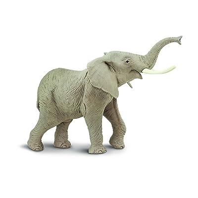 Safari Ltd Wildlife Wonders African Elephant: Toys & Games
