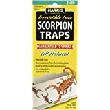 Scorpion Traps w/25 irresistible lures (2 pk)