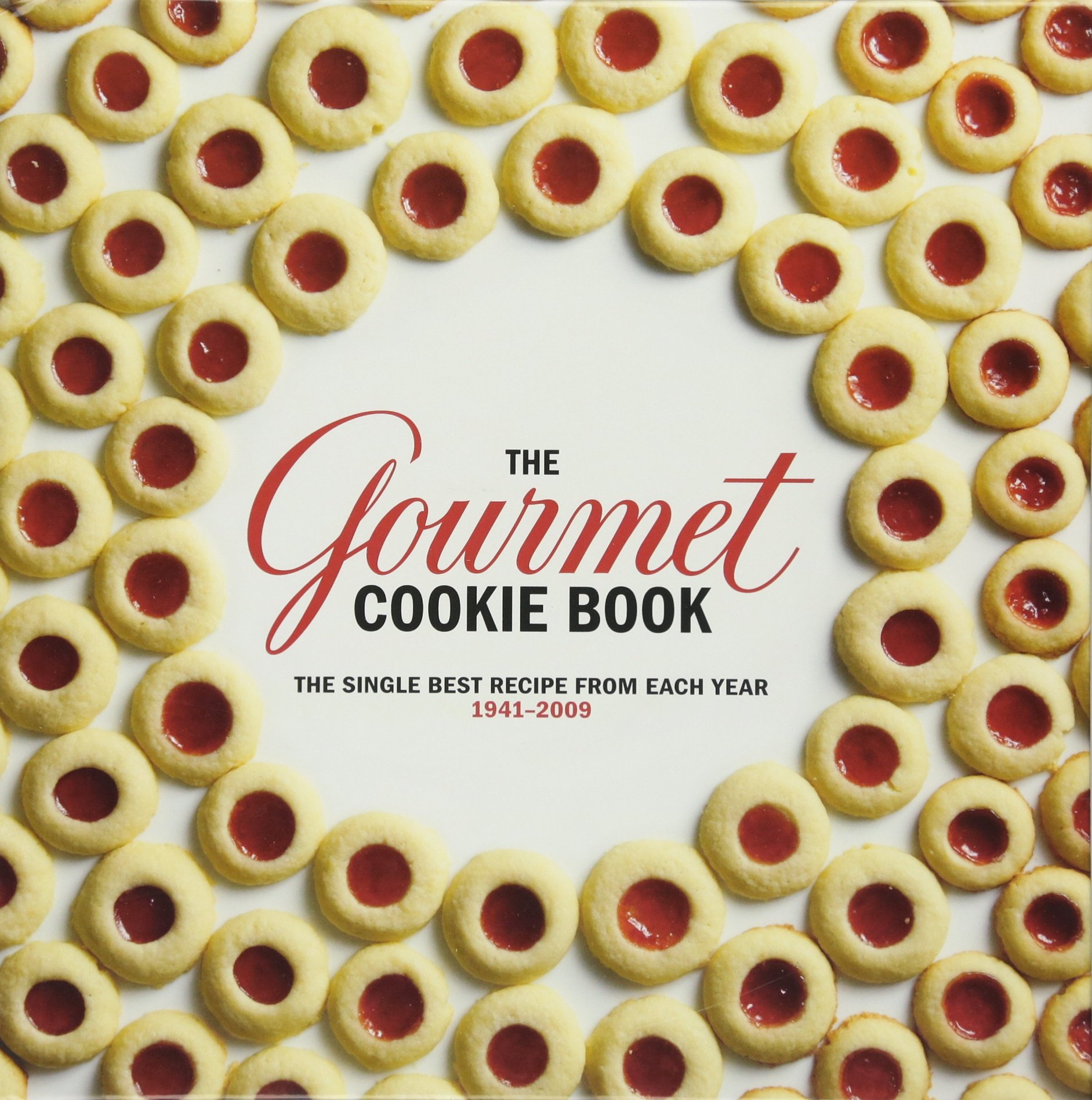 Gourmet Cookie Book Single 1941 2009 product image