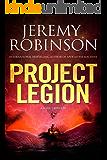 Project Legion (A Kaiju Thriller) (Nemesis Saga Book 5)