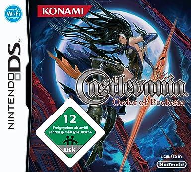 Castlevania : Order of Ecclesia (DS) 81WJ0kjS80L._SX385_