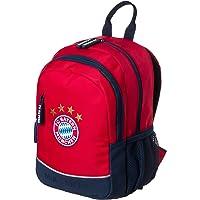 FC Bayern München Plecak do przedszkola Mia san mia czerwony