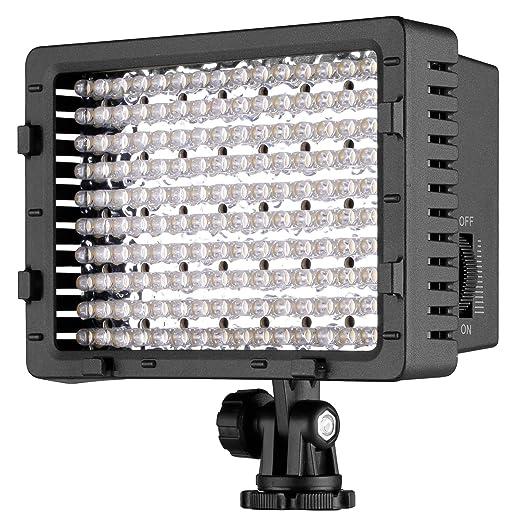 69 opinioni per Neewer® CN-216 216PCS Video Light Pannello LED da Potenza Ultra Alta Regolabile
