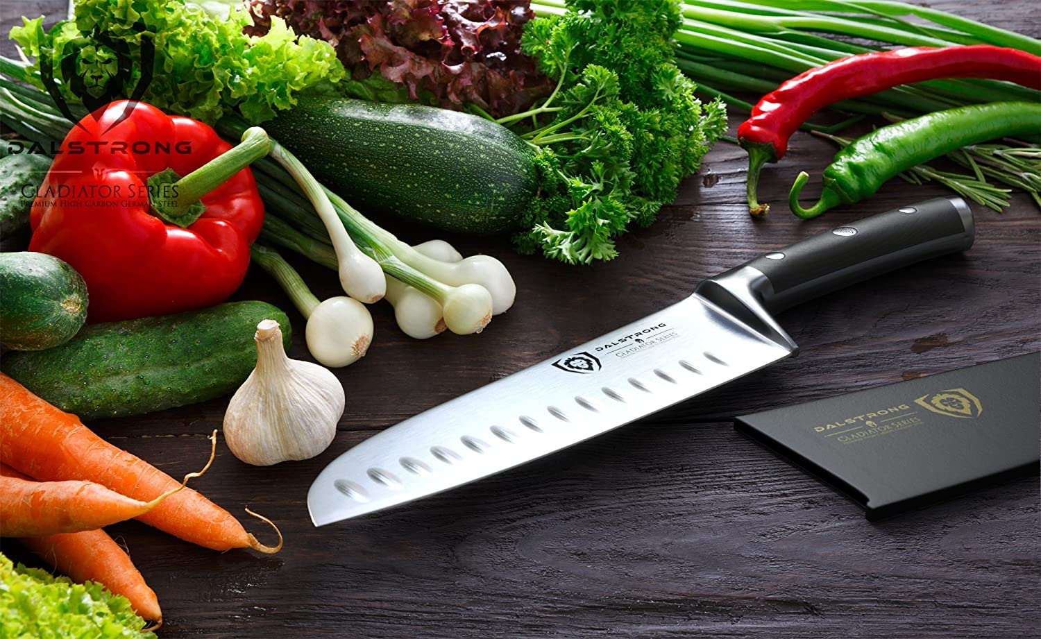 Dalstrong Santoku Knife ONLY $...