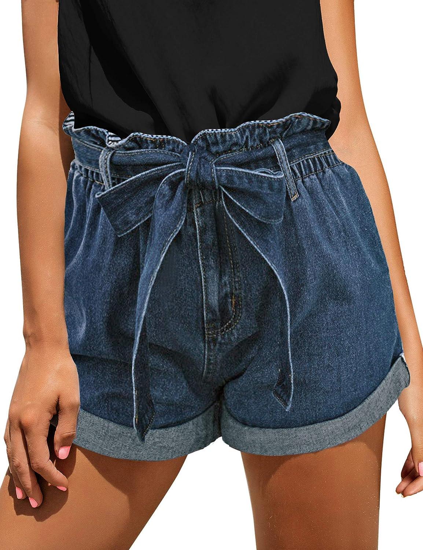 New Boys Kids Stretch Summer Denim Shorts Play Holiday Cheap Sale Age Waist