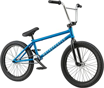 Wethepeople Justice Bicicleta BMX, Azul, 20.75
