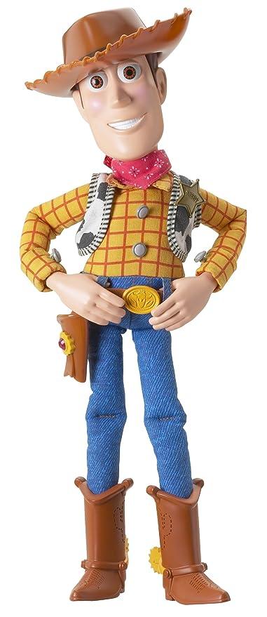 31104331869a8 Mattel Toy Story 3 - Muñeco parlante de Woody  Amazon.es  Juguetes y ...