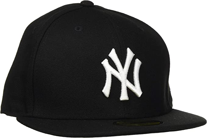 purchase cheap best service buy good Amazon.com : New Era 59FIFTY New York Yankees Cap Royal White ...