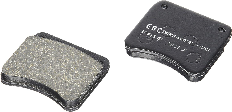 EBC Brakes FA84R Disc Brake Pad Set