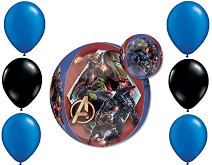 Amazon.com: LOONBALLOON Globo de 16 pulgadas Orbz Avengers ...