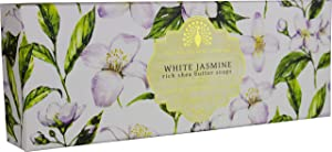 The English Soap Company, White Jasmine Hand Cream, 75mls