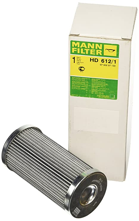 Amazon.com: Mann Filter HD612/1 Oil Filter Element: Automotive