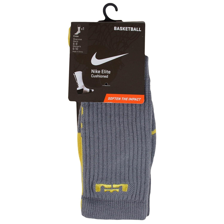 Nike Lebron Elite Baloncesto Alta Calcetines (6 - 8) tamaño ...