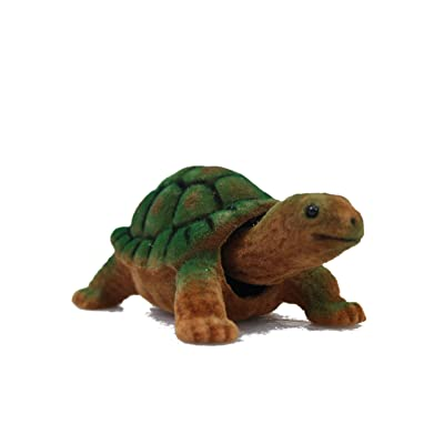 Batty Bargains Amazing Bobblehead Turtle with Auto Dashboard Adhesive (Classic): Toys & Games
